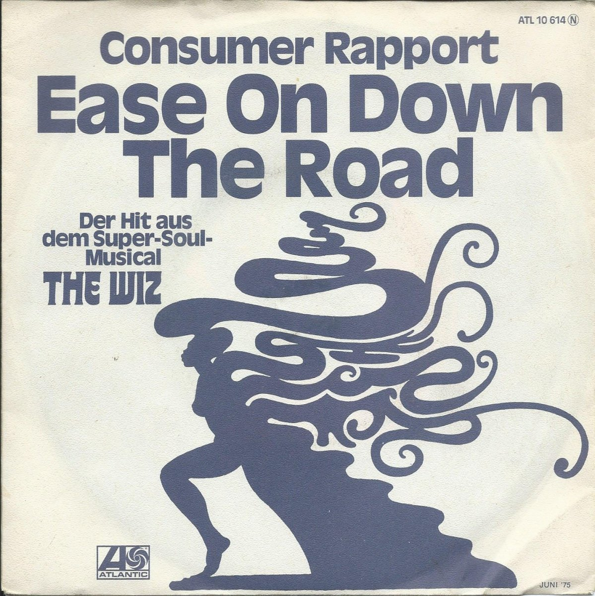 CONSUMER REPORT / GO ON WITH YOUR BAD SELF / EASE ON DOWN THE ROAD (7