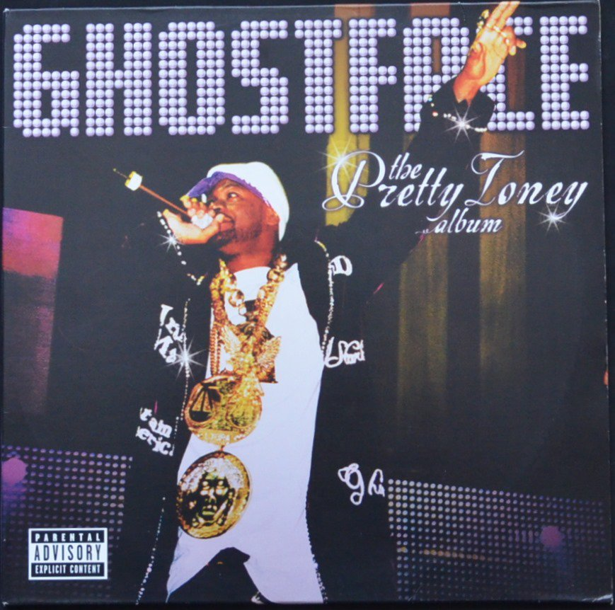 GHOSTFACE / THE PRETTY TONEY ALBUM (2LP)
