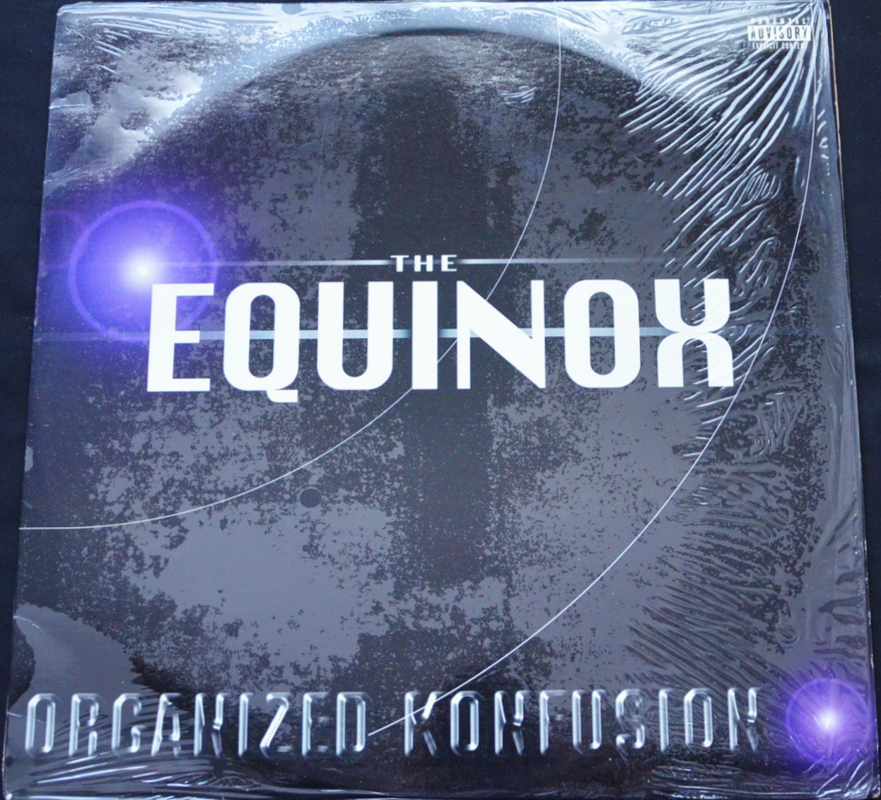 ORGANIZED KONFUSION ‎/ THE EQUINOX (2LP)