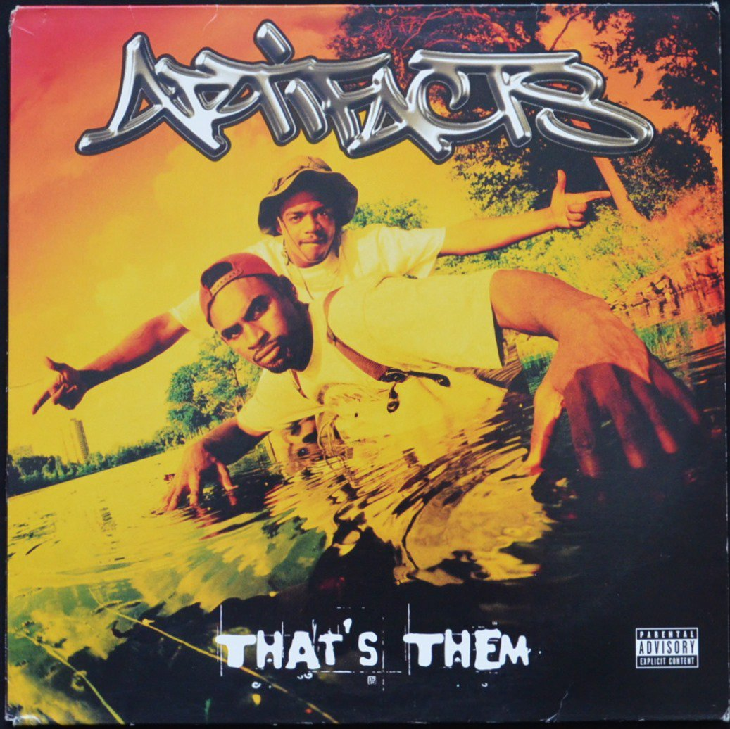 ARTIFACTS ‎/ THAT'S THEM (2LP)