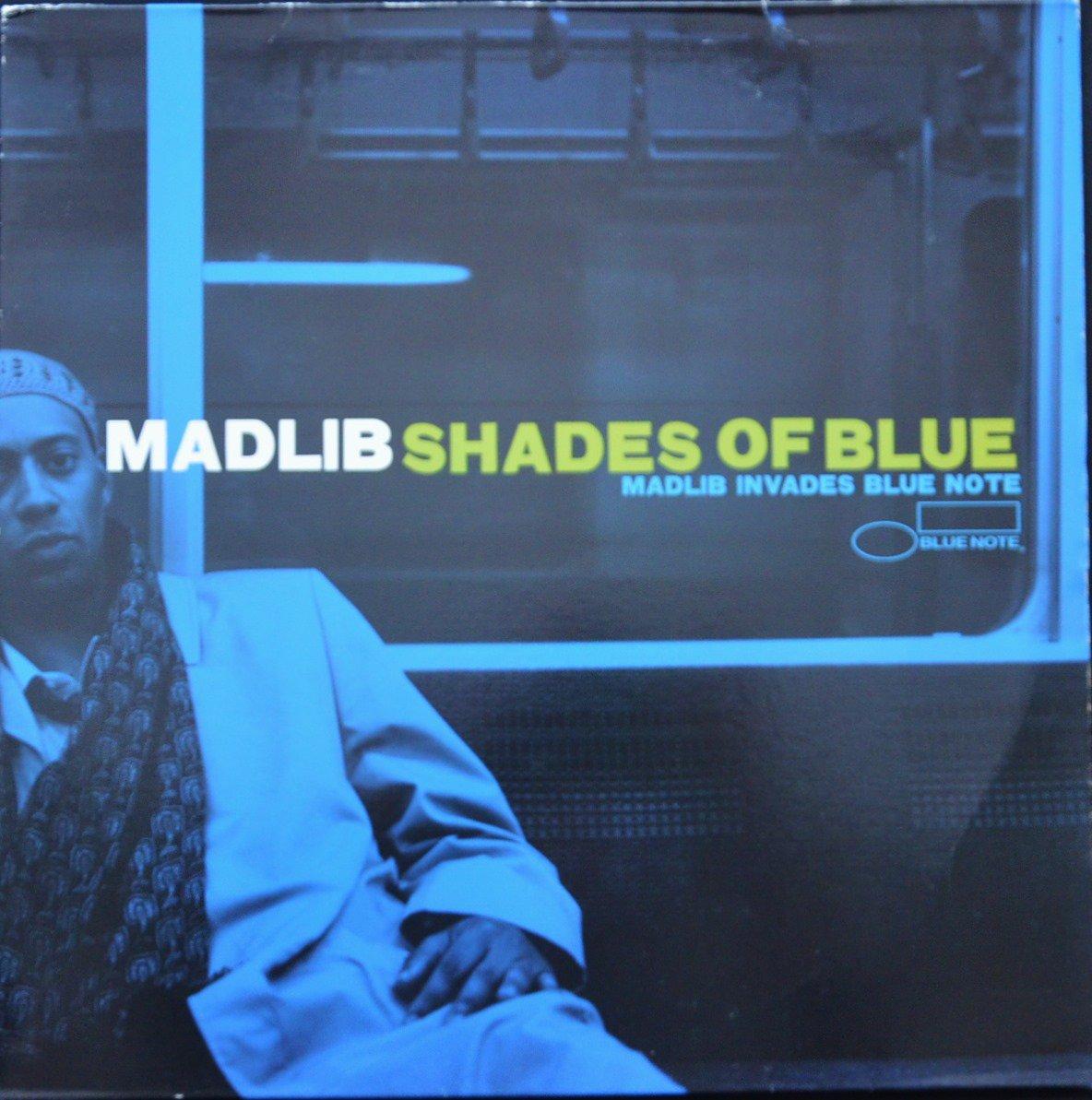 MADLIB / SHADES OF BLUE (2LP)