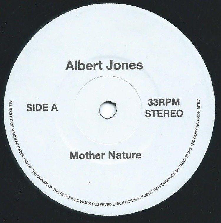 ALBERT JONES / CAESAR FRAZIER / MOTHER NATURE / SWEET CHILDREN (7