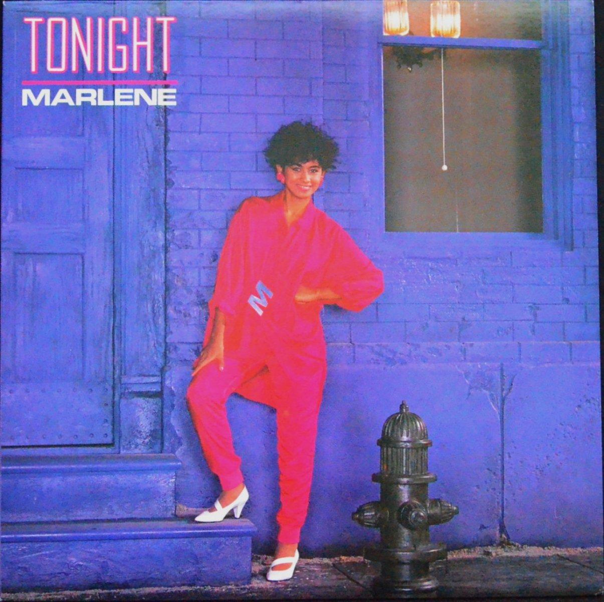 マリーン MARLENE / トゥナイト TONIGHT / ESP (12
