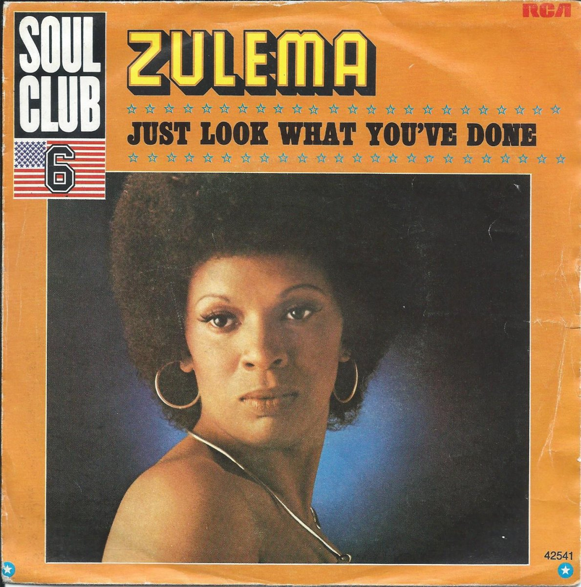 ZULEMA ‎/ JUST LOOK WHAT YOU'VE DONE / WHAT KIND OF PERSON ARE YOU ? (7