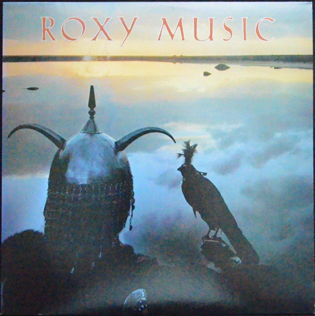 ロキシー・ミュージック ROXY MUSIC / アヴァロン AVALON (LP)