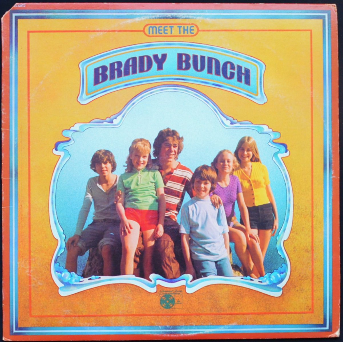 THE BRADY BUNCH / MEET THE BRADY BUNCH (LP)