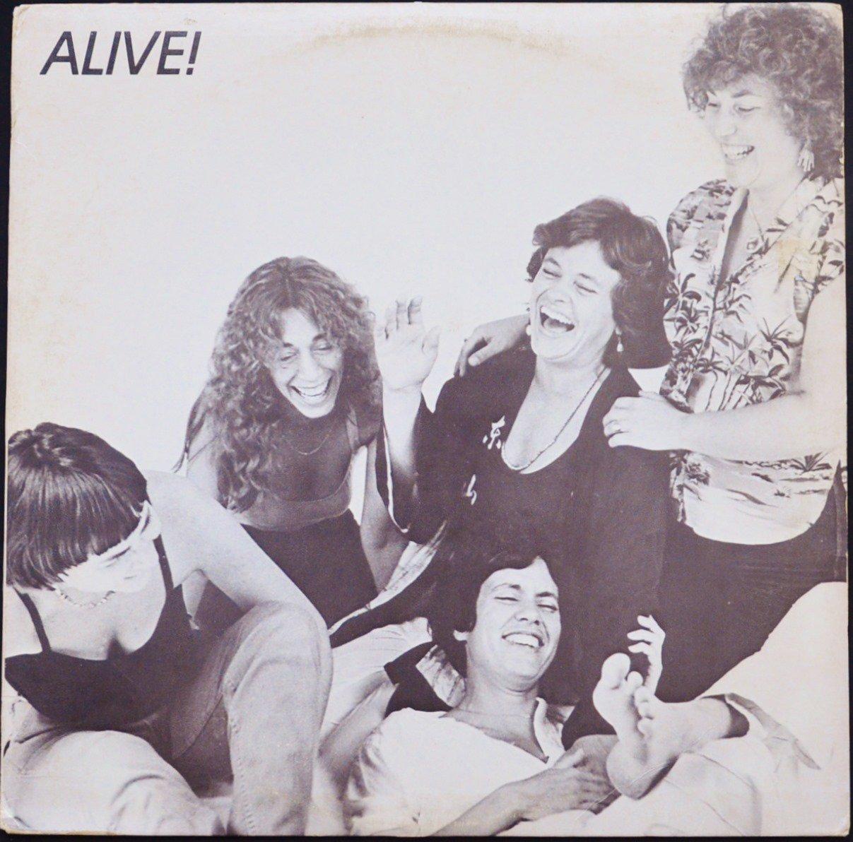 ALIVE! / ALIVE! (LP)