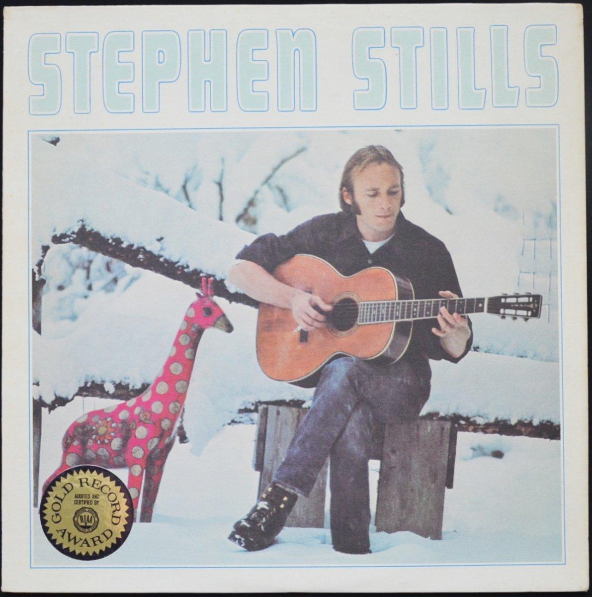STEPHEN STILLS / STEPHEN STILLS (LP)