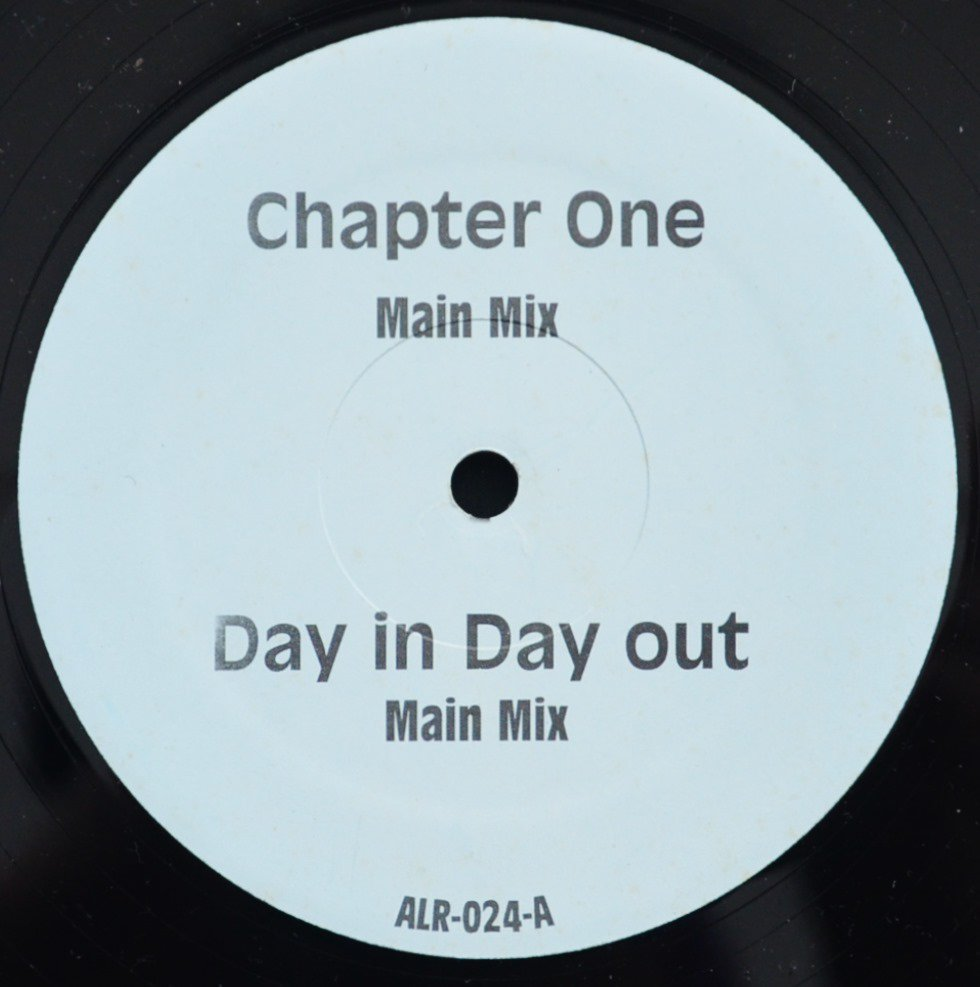 KOOL G RAP ‎/ CHAPTER ONE / DAY IN DAY OUT / SKIES ABOVE (12