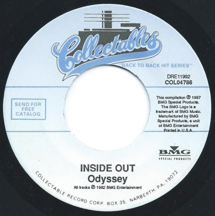 ODYSSEY / INSIDE OUT / TOGETHER (7
