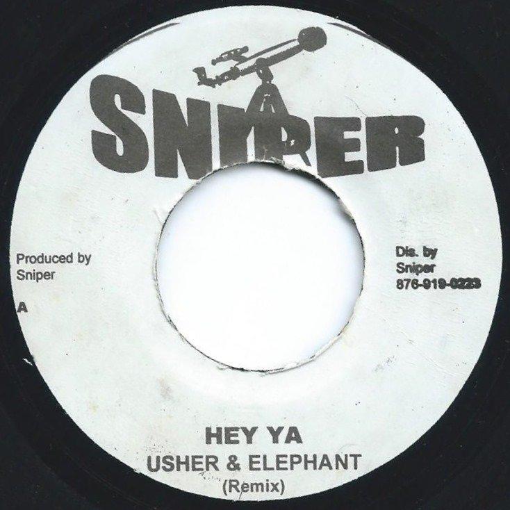 USHER & ELEPHANT MAN / LIL' KIM / HEY YA (REMIX) / THE JUMP OFF (7