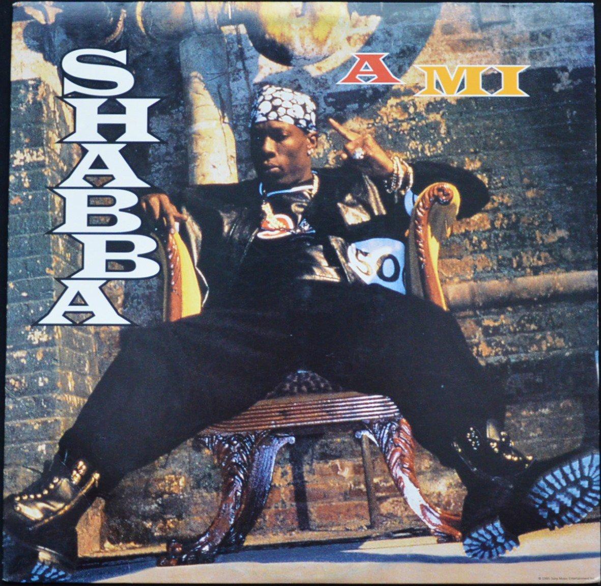 SHABBA RANKS / A MI SHABBA (1LP)