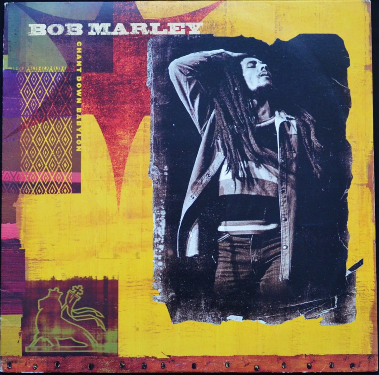 BOB MARLEY / CHANT DOWN BABYLON (1LP)