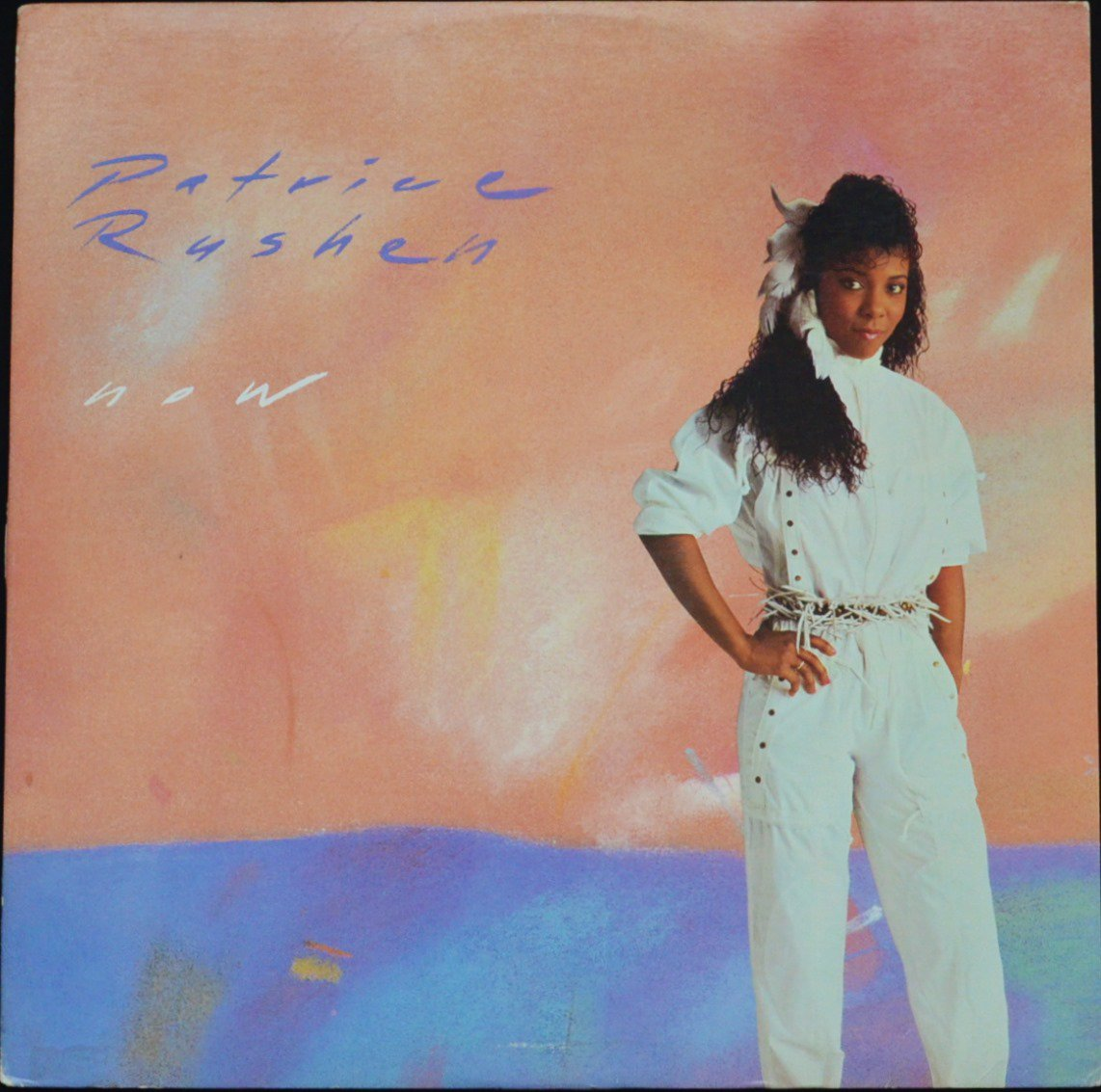 PATRICE RUSHEN ‎/ NOW (LP)