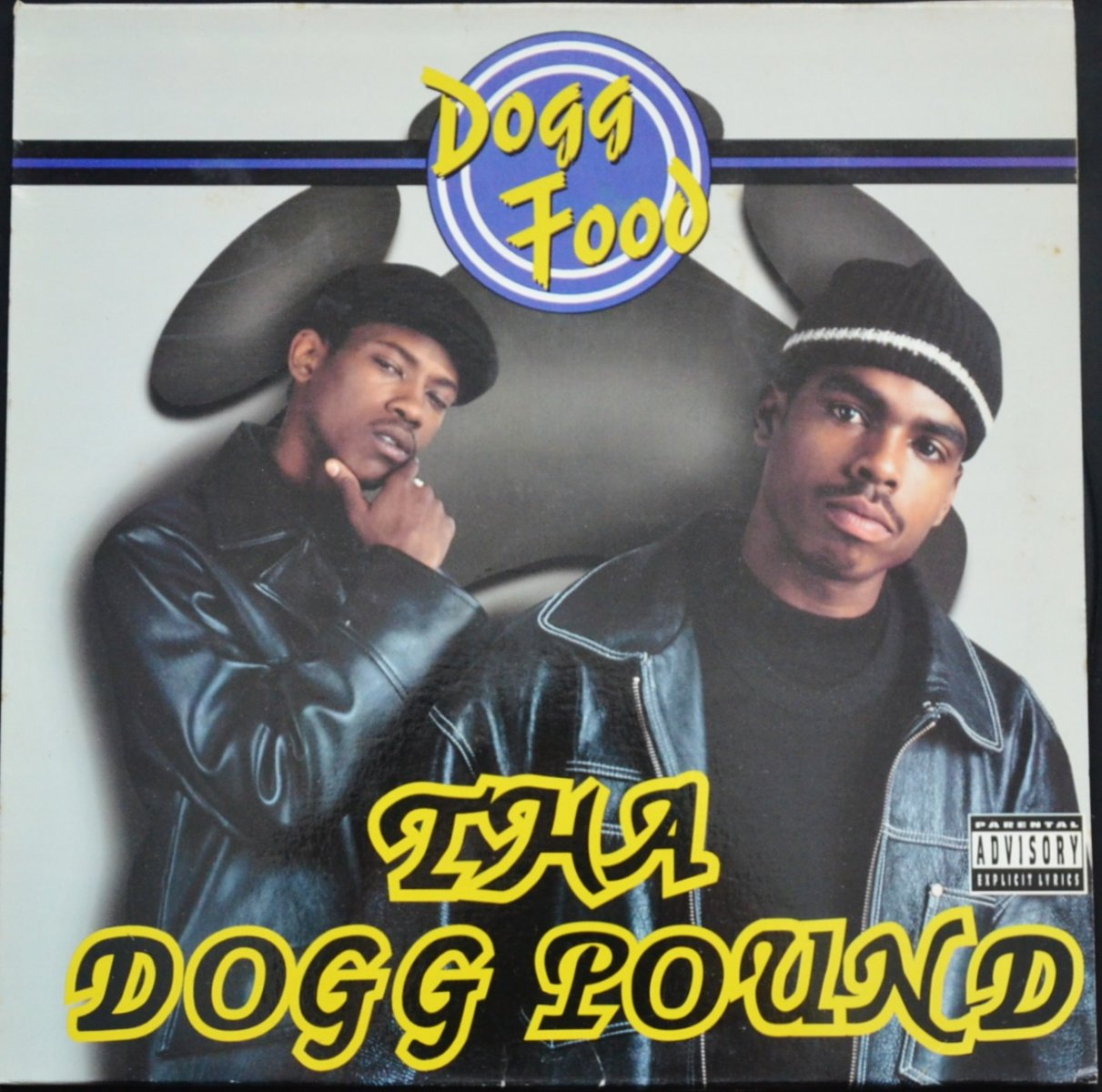 THA DOGG POUND ‎/ DOGG FOOD (2LP)