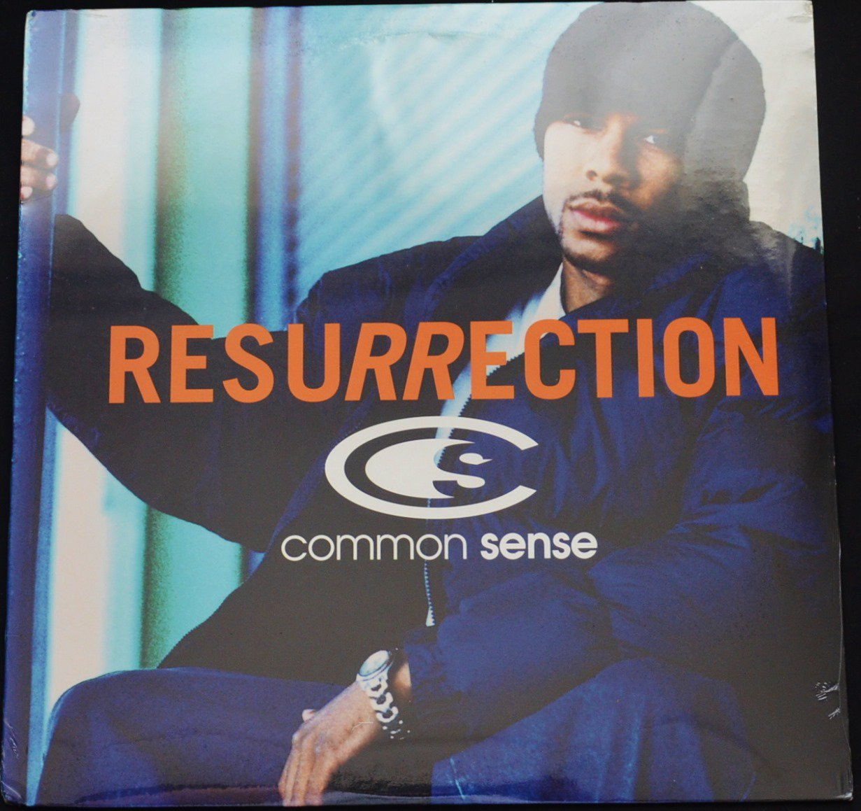 COMMON SENSE / RESURRECTION / RESURRECTION (EXTRA P. REMIX) (12