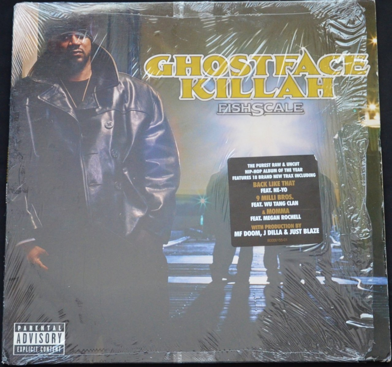 GHOSTFACE KILLAH ‎/ FISHSCALE (2LP)