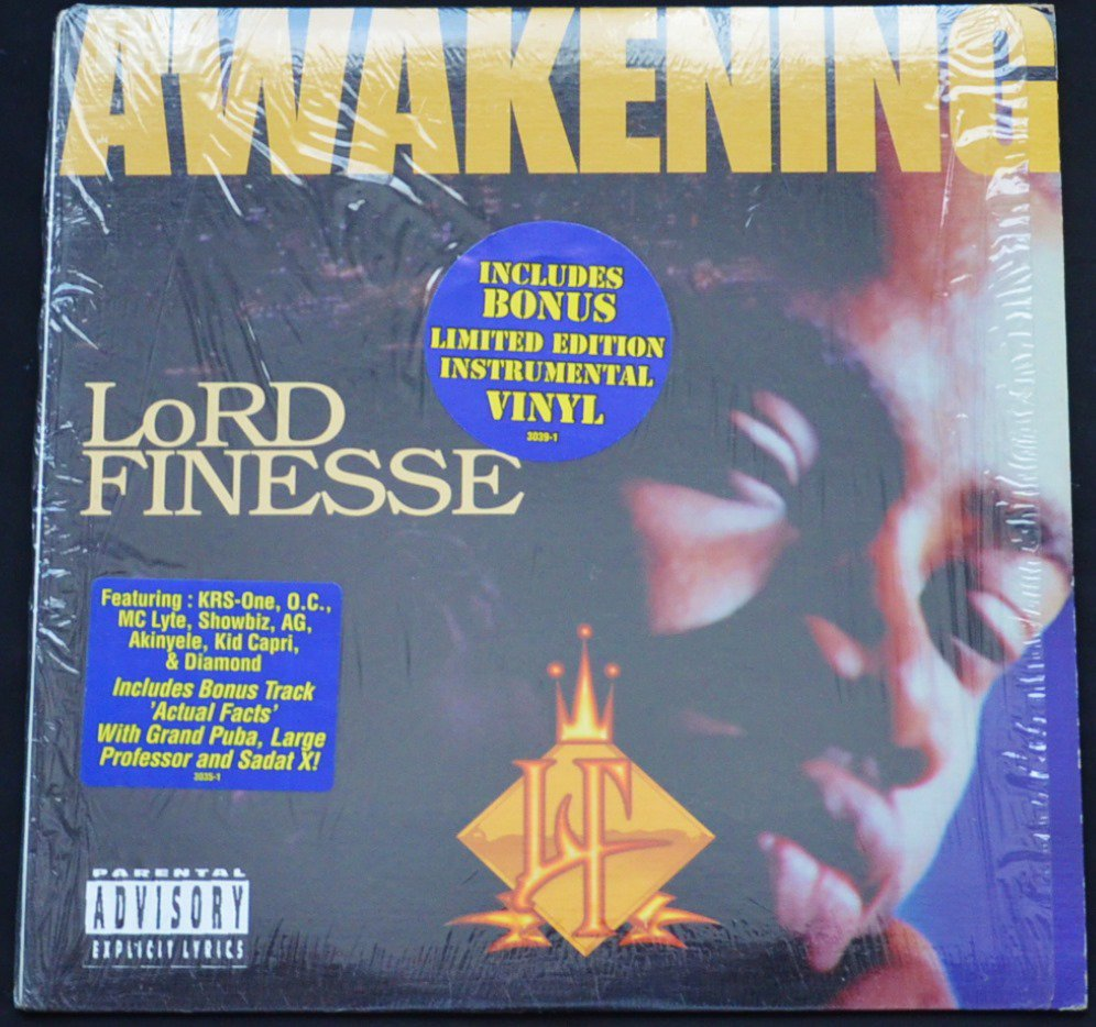 LORD FINESSE / THE AWAKENING (2LP)