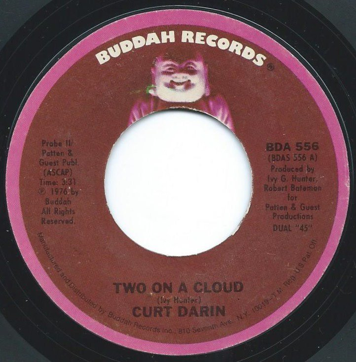 CURT DARIN / TWO ON A CLOUD / GROWN UP FAIRY TALE (7