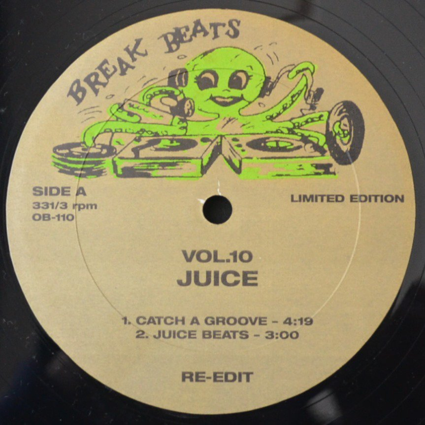 JUICE / FAMILY TREE ‎/ CATCH A GROOVE / FAMILY TREE (12
