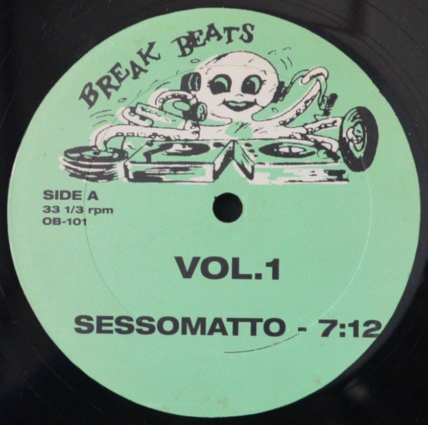 SESSO MATTO / SESSOMATTO (RE-EDIT) / B+ (RE-EDIT) (12