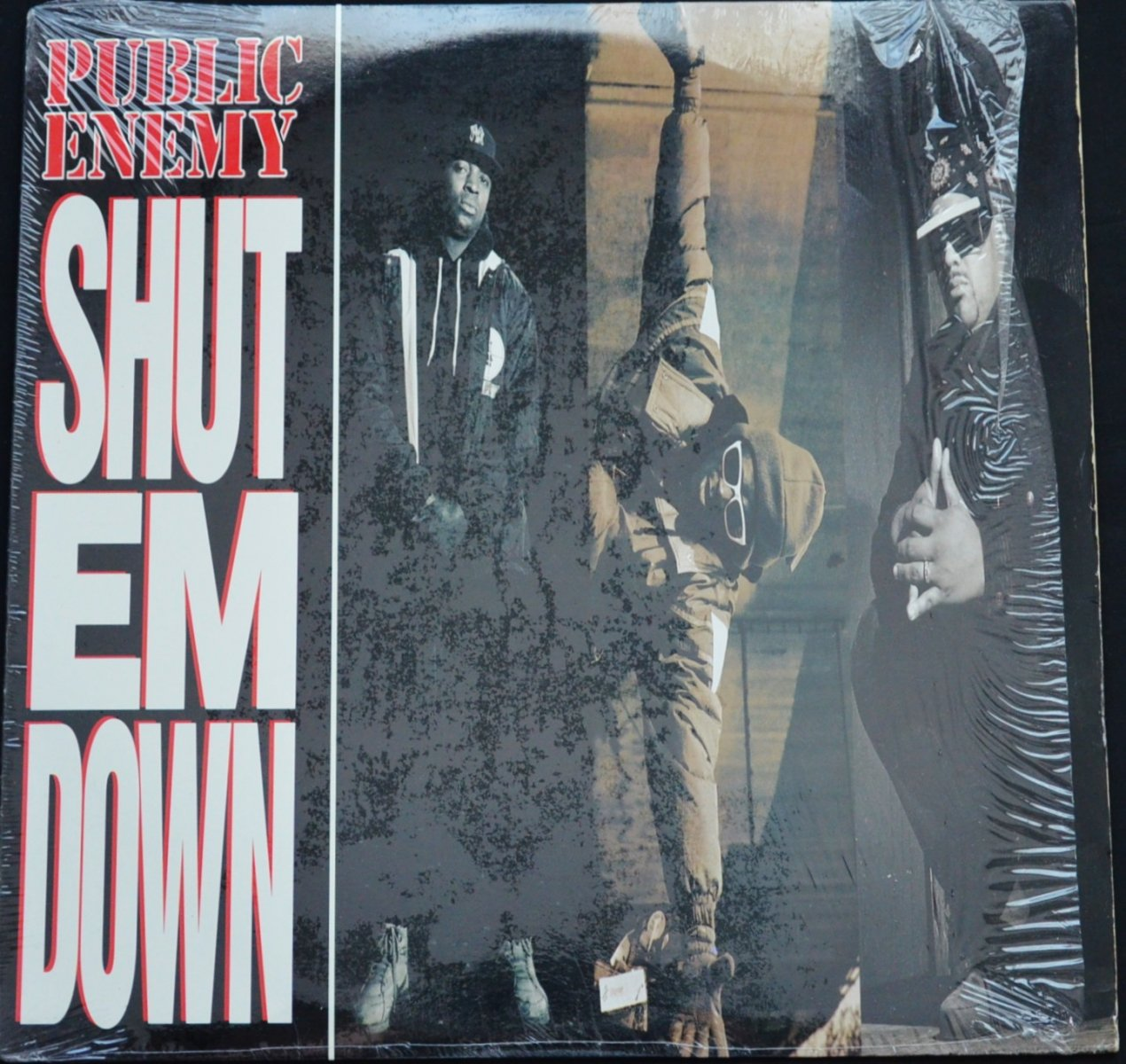 PUBLIC ENEMY / SHUT EM DOWN (PETE ROCK REMIX) / BY THE TIME I GET TO ARIZONA (12