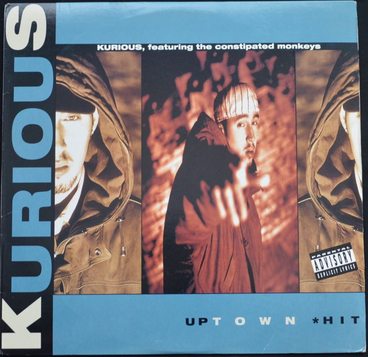 KURIOUS ‎/ UPTOWN SHIT / SPELL IT WIT A