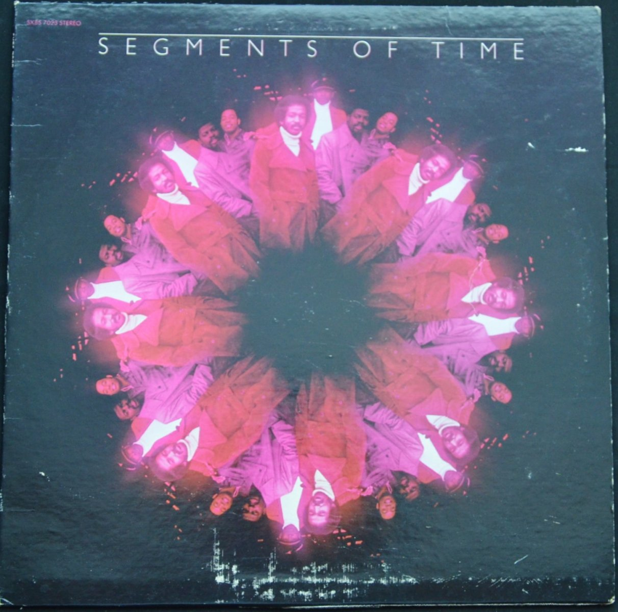 SEGMENTS OF TIME ‎/ SEGMENTS OF TIME (LP)
