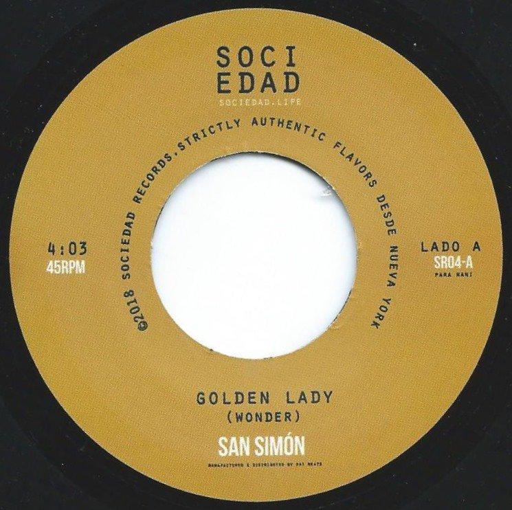 SAN SIMON / GOLDEN LADY / C'EST LA VIE (7