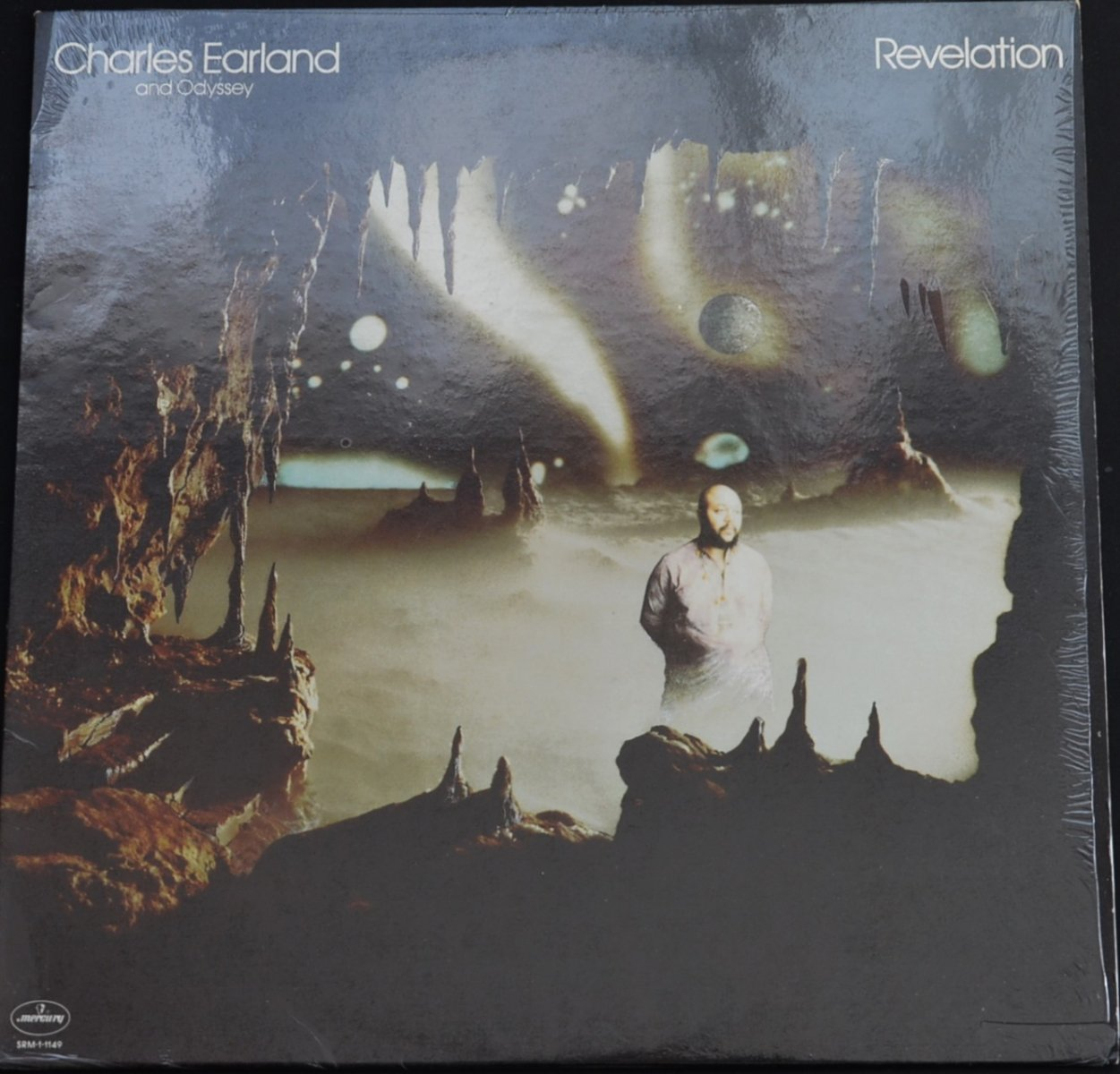 CHARLES EARLAND / REVELATION (LP)