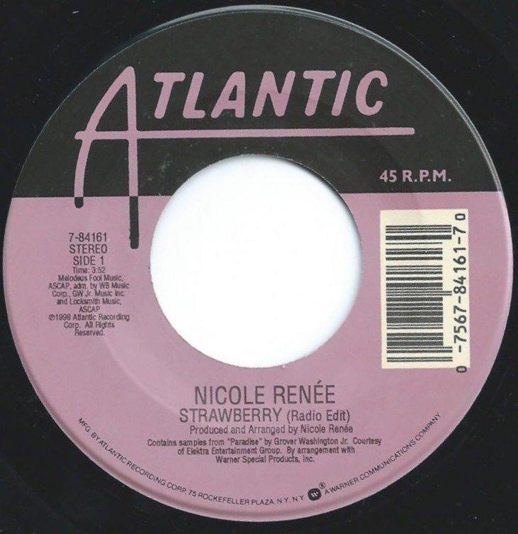 NICOLE RENEE / STRAWBERRY (7