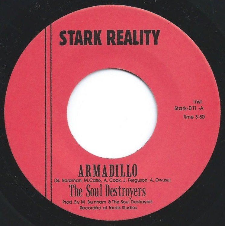 THE SOUL DESTROYERS / ARMADILLO / BIRD MAN (7