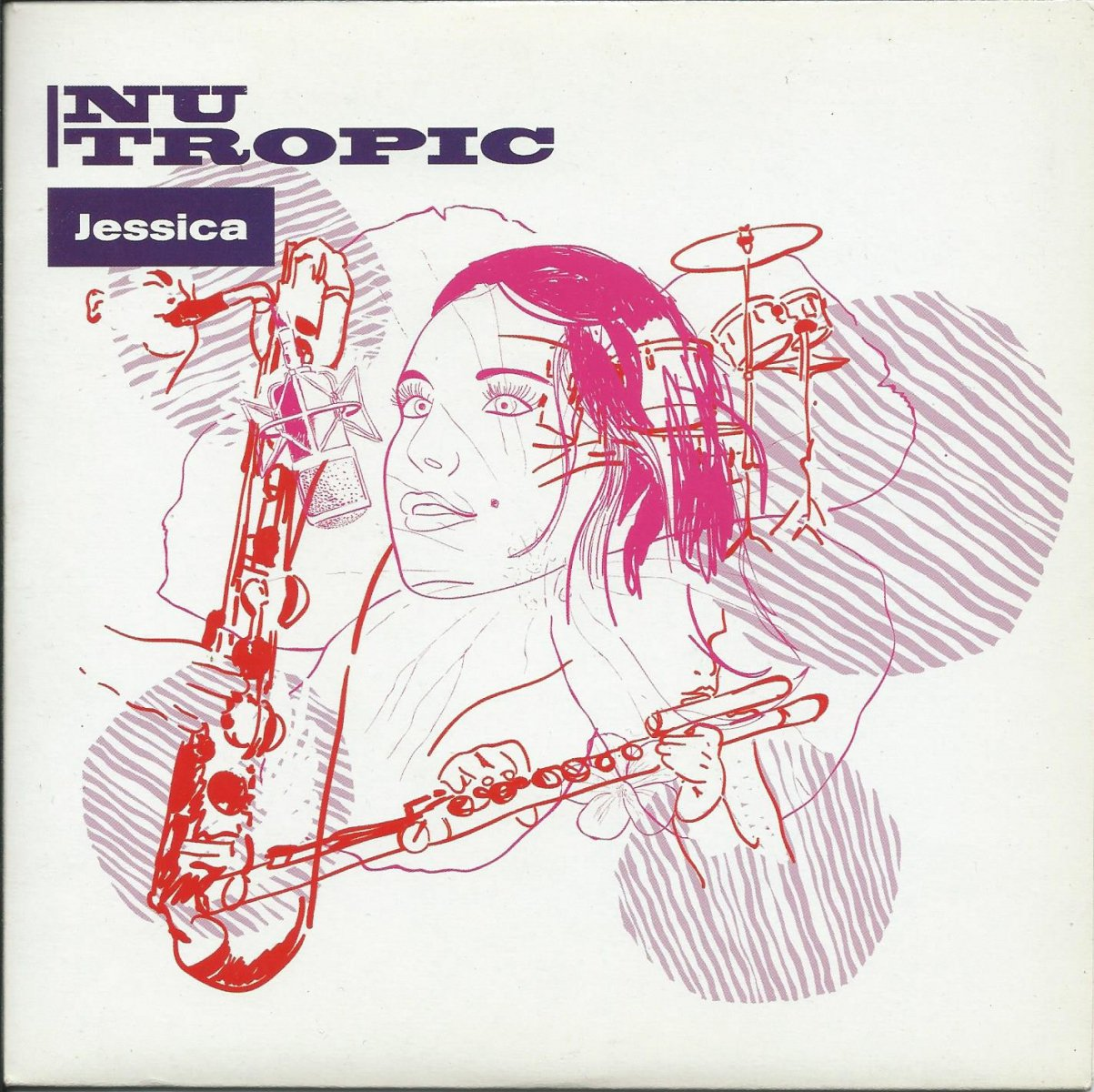 NU TROPIC ‎/ JESSICA / DANCE OF THE LITTLE CHILDREN (7