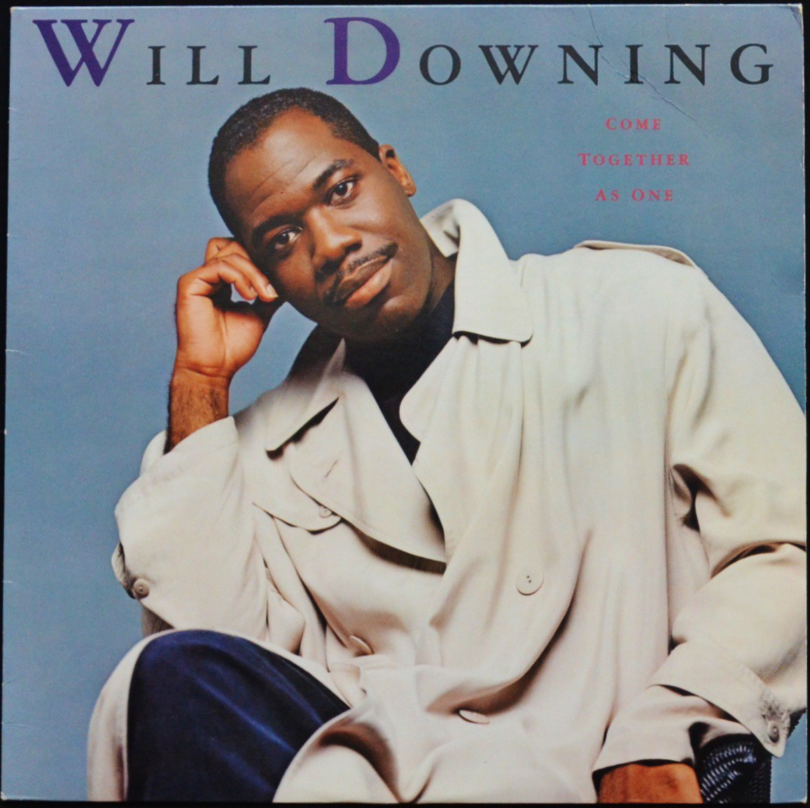 WILL DOWNING / COME TOGETHER AS ONE (LP)