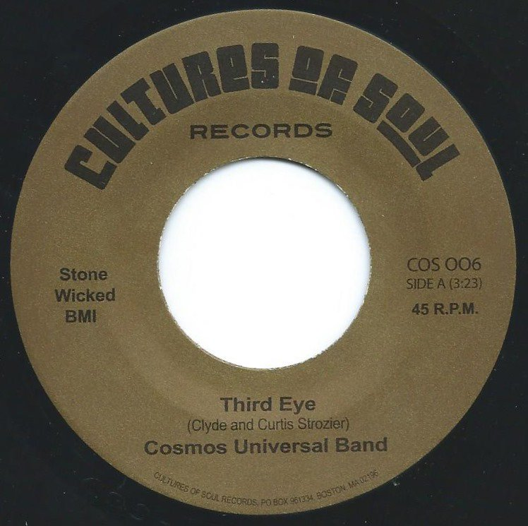 COSMOS UNIVERSAL BAND / THIRD EYE / BACK HOME TOGETHER (7