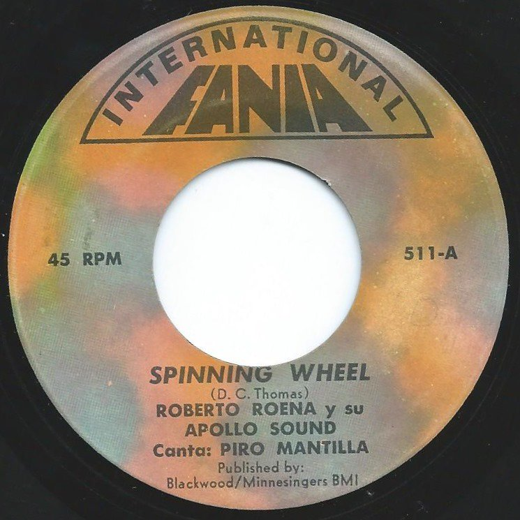 EL APOLLO SOUND / SPINNING WHEEL / EL SORDO (7
