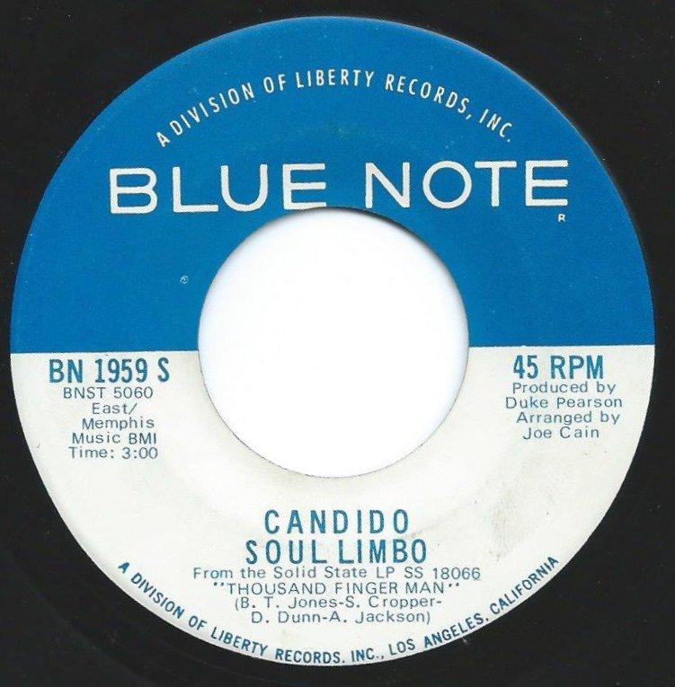 CANDIDO / SOUL LIMBO / JUMP BACK (7