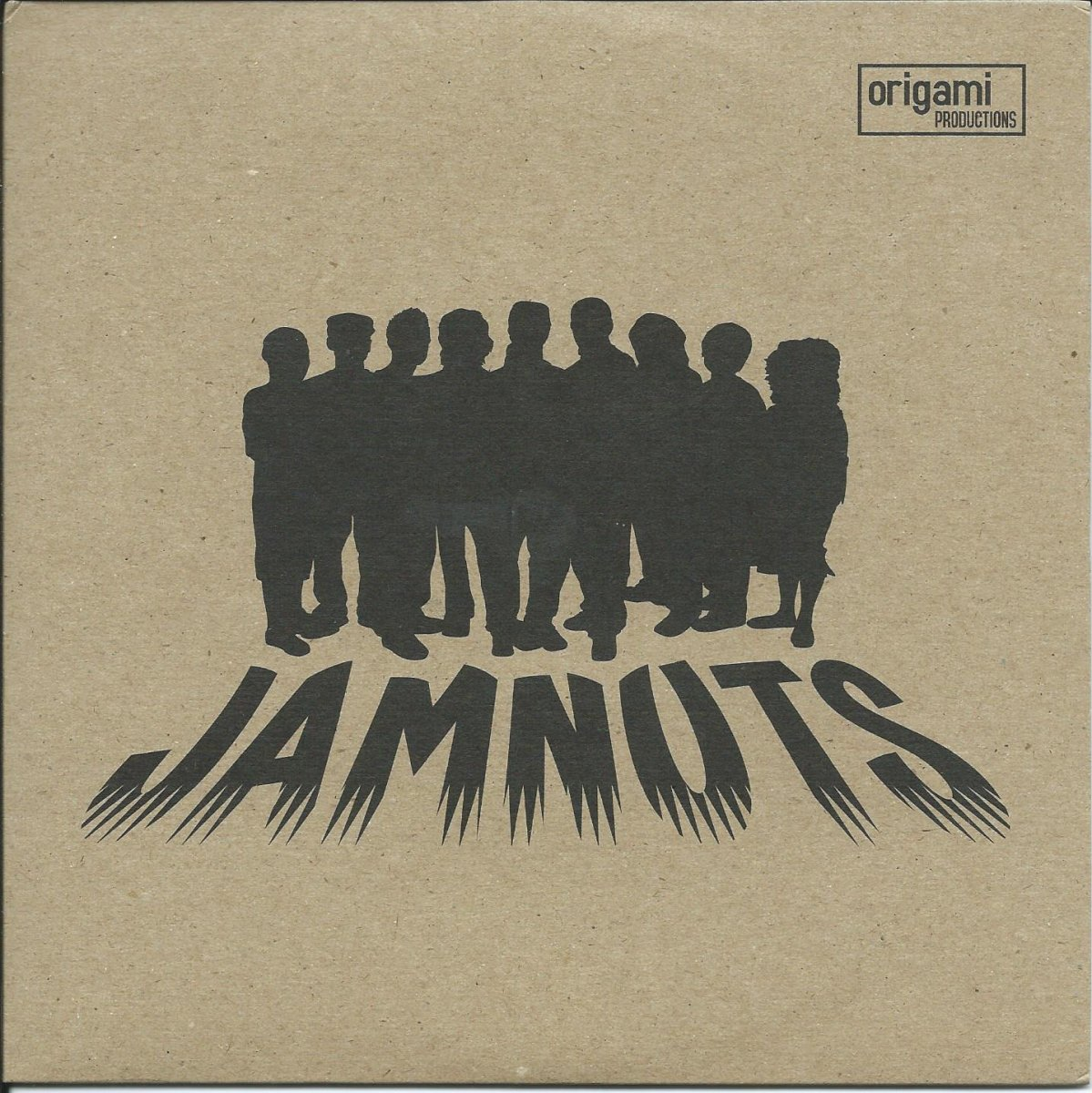 JAMNUTS ‎/ HEY YA! / GOT 'TIL IT'S GONE (7