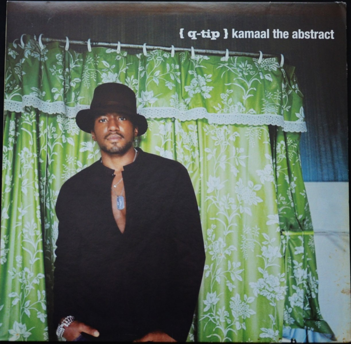 Q-TIP / KAMAAL THE ABSTRACT (2LP)