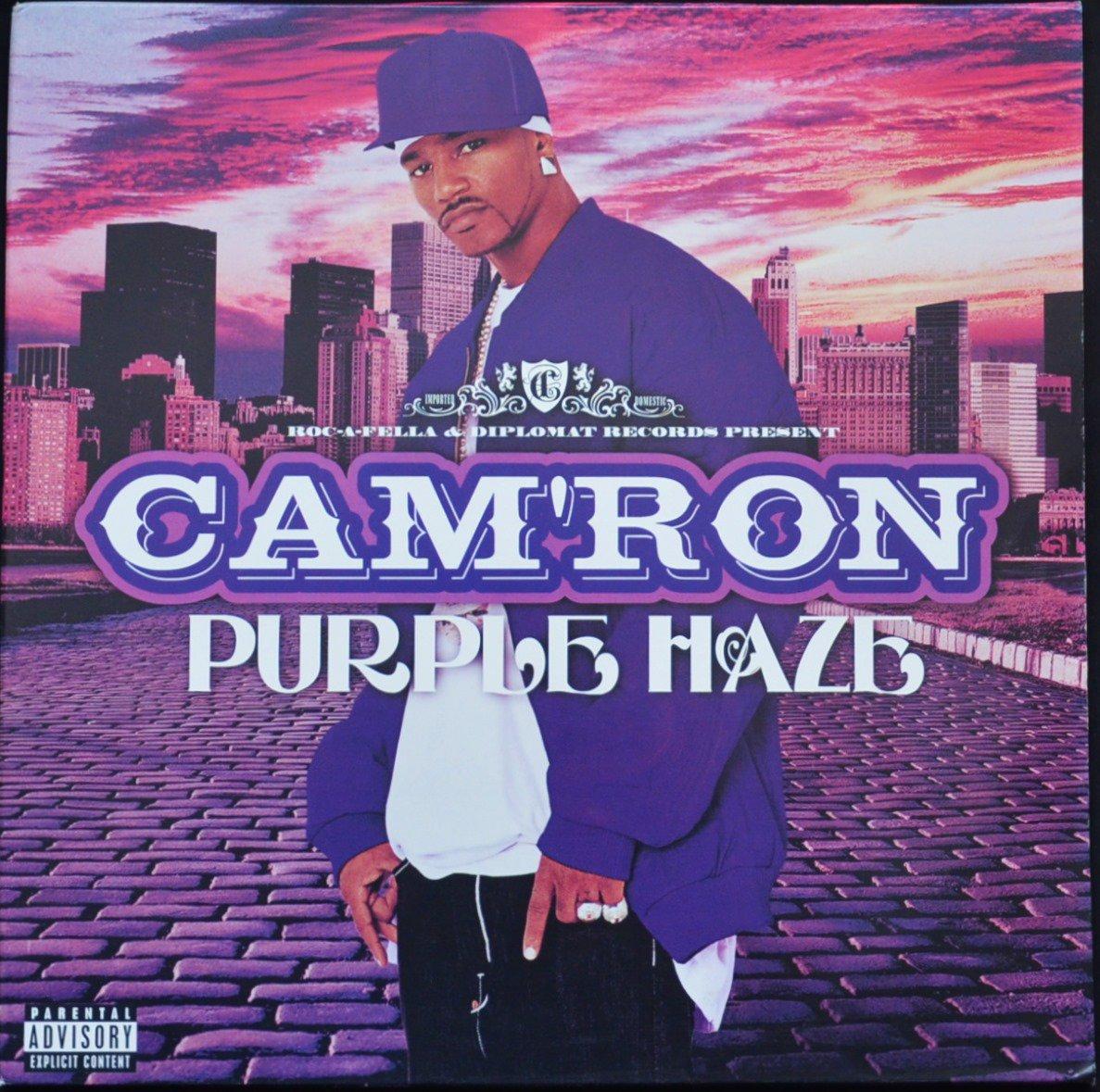 CAM'RON / PURPLE HAZE (2LP)