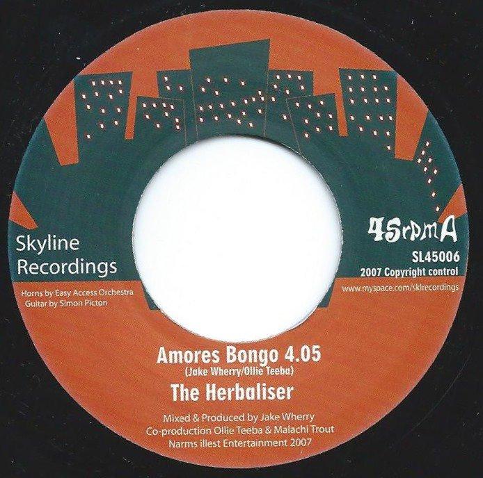 THE HERBALISER / AMORES BONGO / BONGO BOOM (7