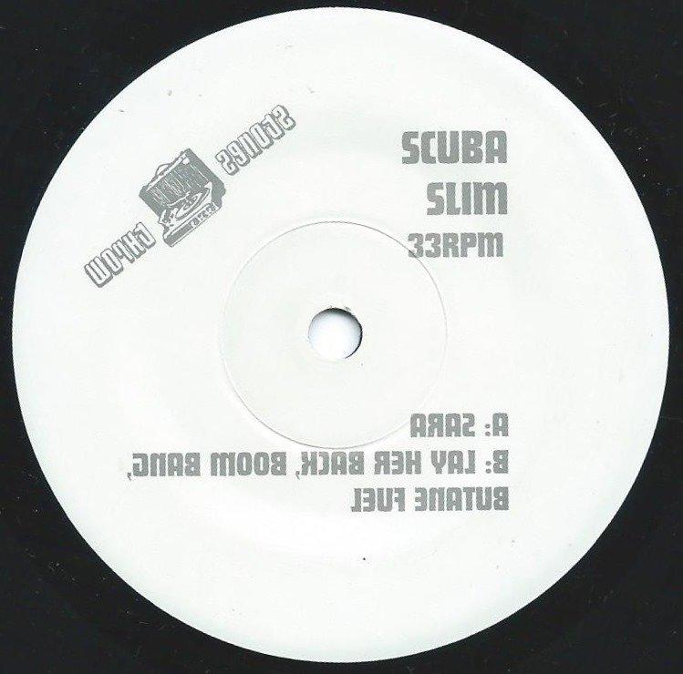 SCUBA SLIM / SARA / BUTANE FUEL (7