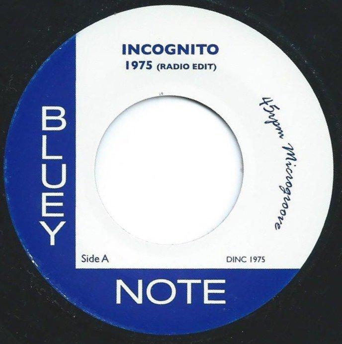 INCOGNITO / 1975 (7