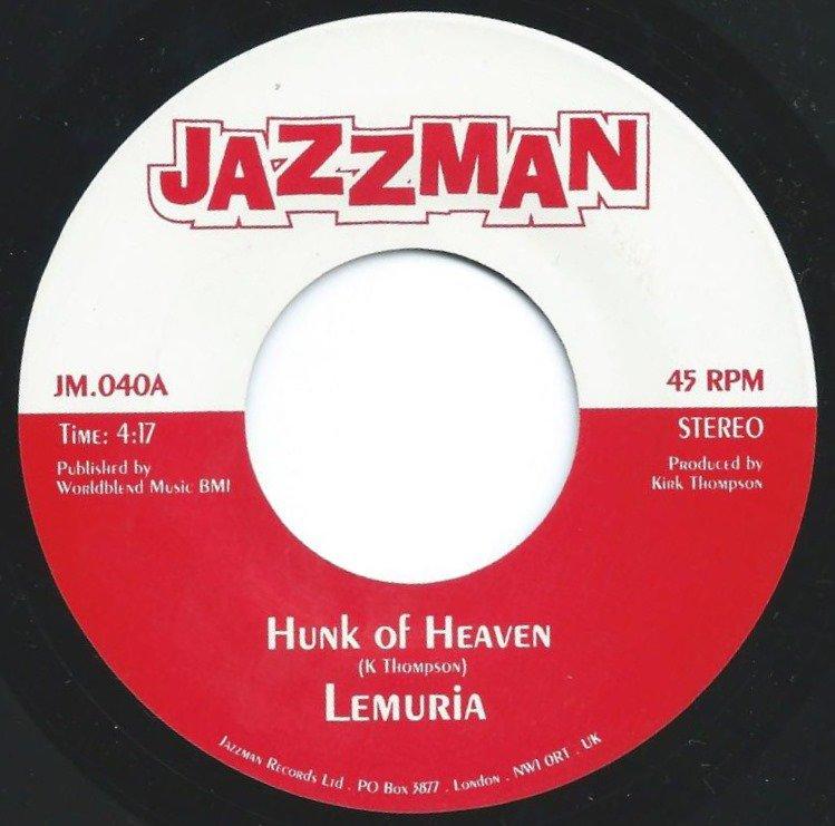 LEMURIA / TEREA / HUNK OF HEAVEN / PRETTY BIRD (7