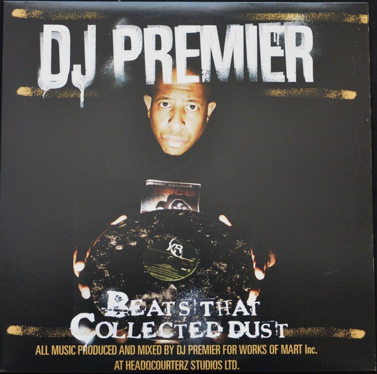 DJ PREMIER / BEATS THAT COLLECTED DUST VOL. 1 (LP)