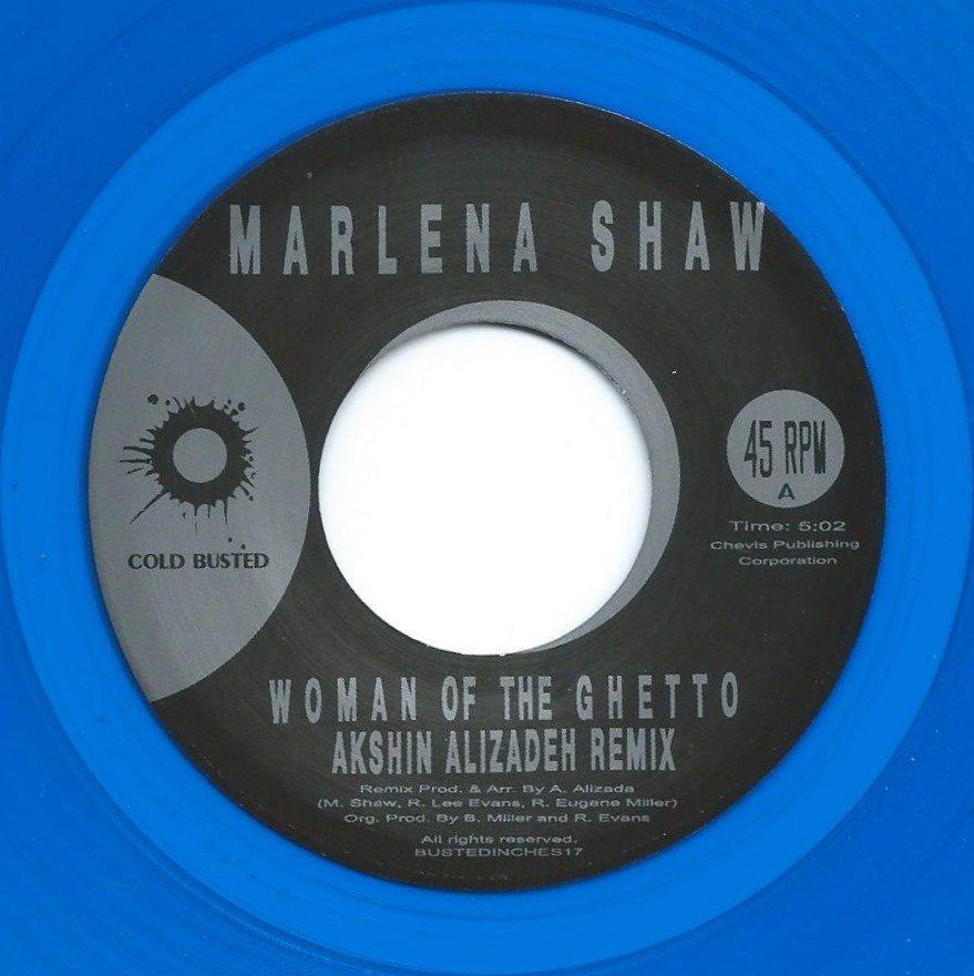 MARLENA SHAW / WOMAN OF THE GHETTO (AKSHIN ALIZADEH REMIX) (7