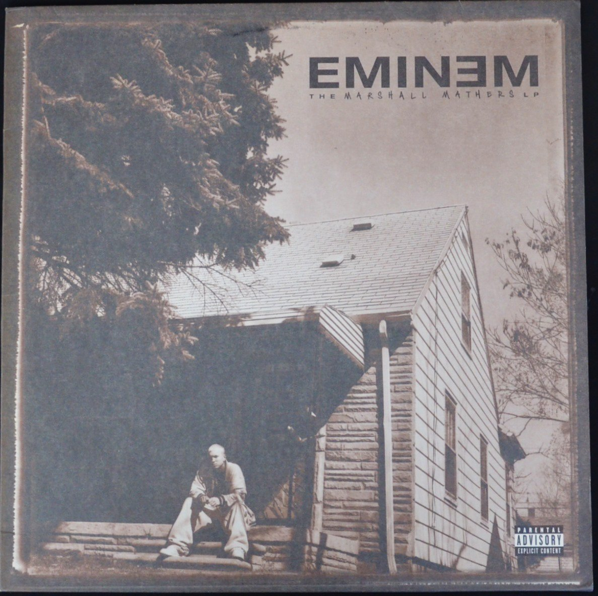 EMINEM / THE MARSHALL MATHERS LP (2LP)