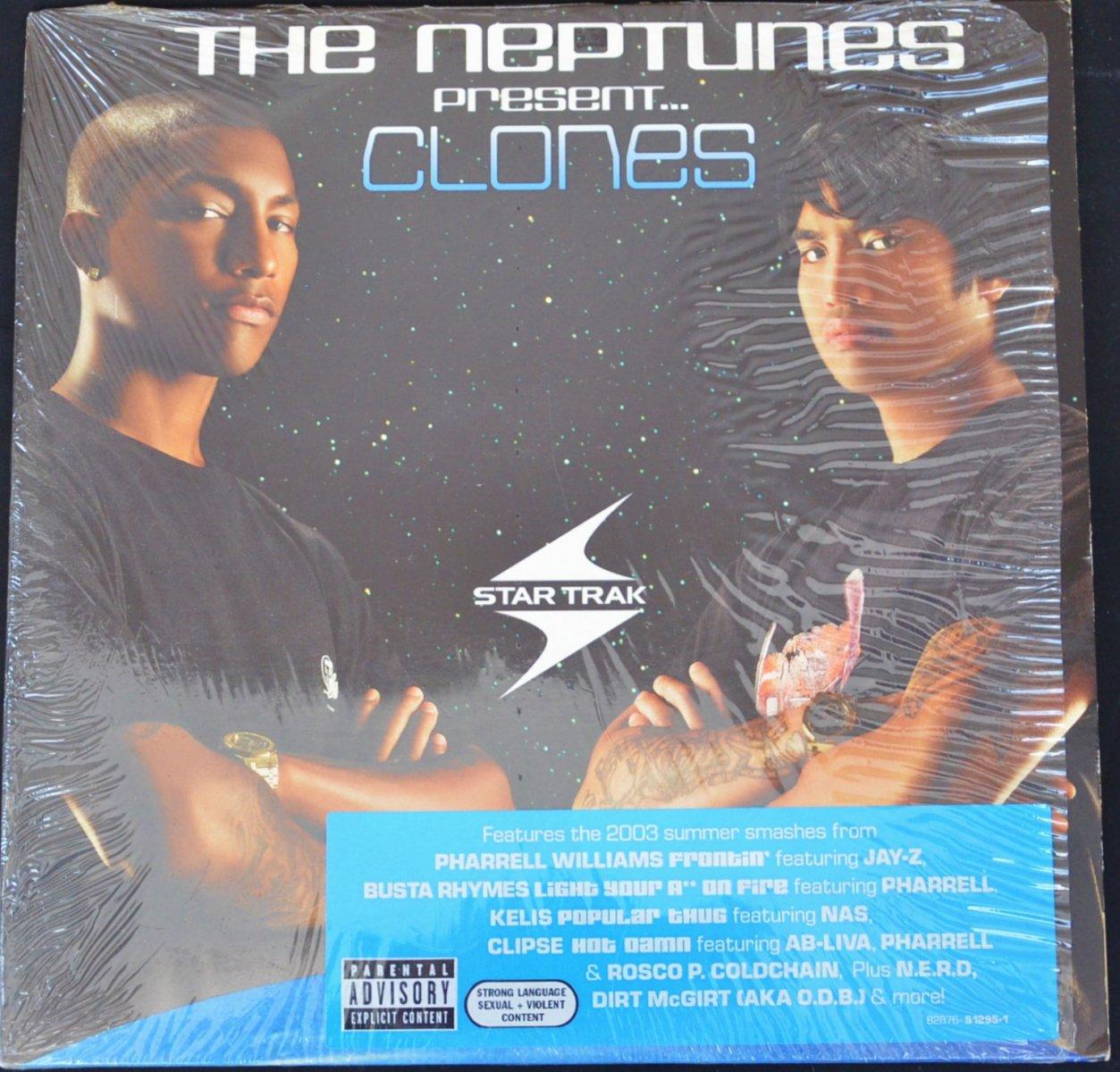 V.A. / THE NEPTUNES PRESENT... CLONES (2LP)