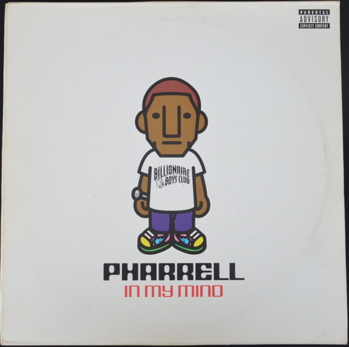 PHARRELL / IN MY MIND (2LP)