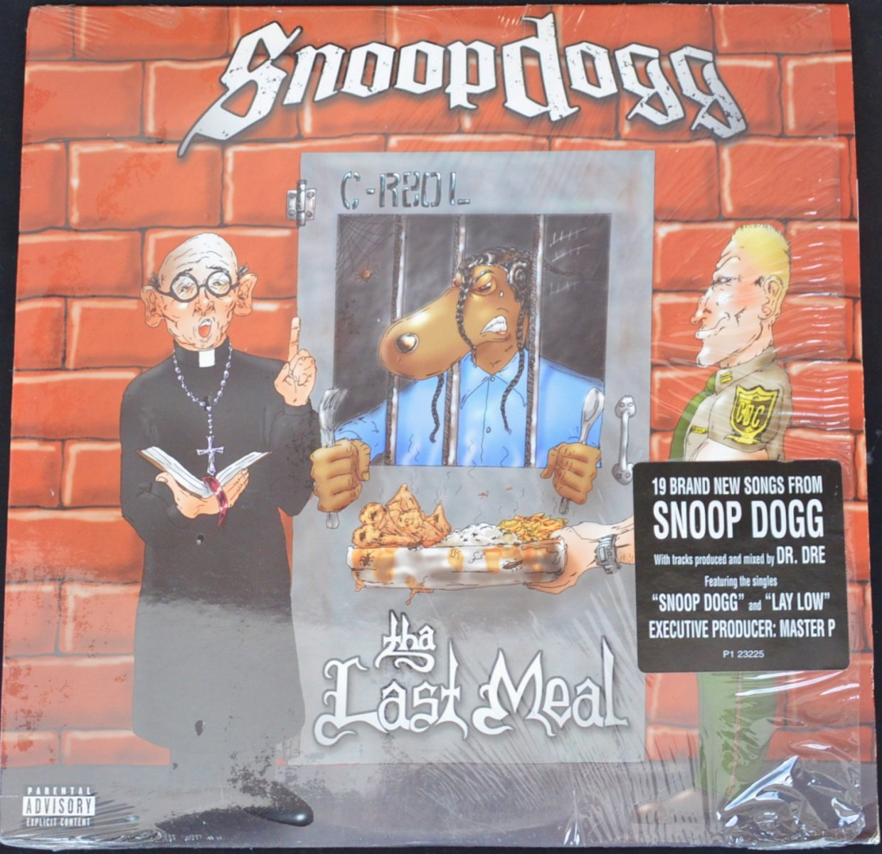 SNOOP DOGG / THA LAST MEAL (2LP)